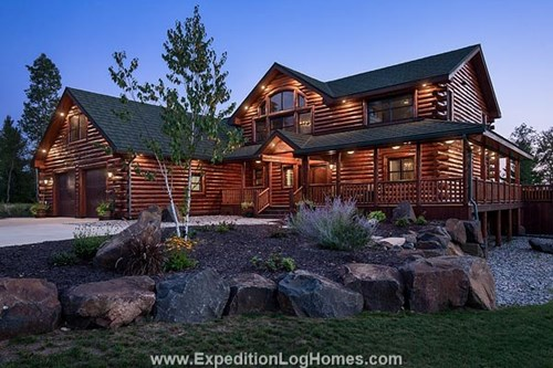 Log Timber Home Stories Expedition Log And Timber Homes
